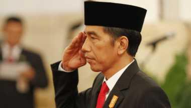Pagi Ini, Jokowi Lantik Kiagus Ahmad Badaruddin sebagai Kepala PPATK