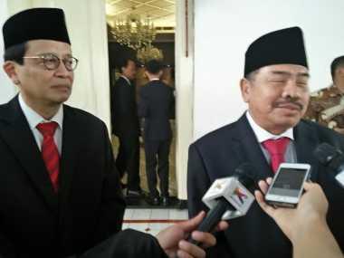 Dilantik Jadi Ketua PPATK, Kiagus Ahmad: Kita Ingin Jadi Intelijen Keuangan