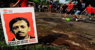 DPR: Tak Sulit Bagi Pemerintah Ungkap Dalang Kematian Munir