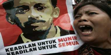 Soal TPF Munir, Pakar Hukum: Kini, Bolanya Ada di Jokowi