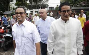 Anies: Kami Ingin Jakarta Maju Kotanya, Bahagia Warganya