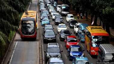 Imbas Kecelakaan Lalin di Jalan Daan Mogot Macet, Senayan-Slipi Padat