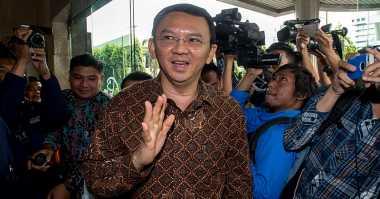 Ini Harapan Ahok untuk Plt Gubernur DKI Soni Sumarsono