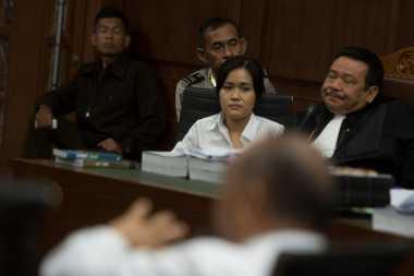 Warga: Kasus Jessica Rumit seperti Pacaran