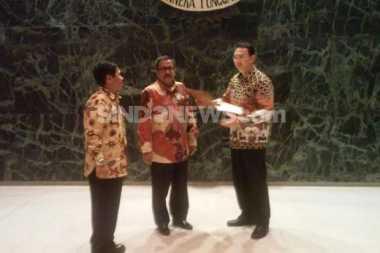 Mendagri Resmi Tunjuk Nata Irawan Jadi Plt Gubernur Banten