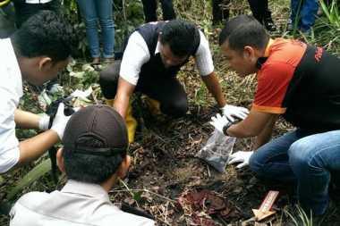 Temuan Tengkorak Wanita di Tengah Hutan Gegerkan Warga