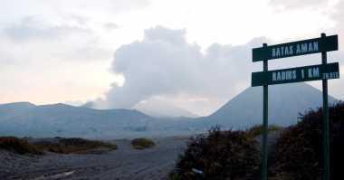 Jalur Pendakian Gunung Rinjani Masih Ditutup