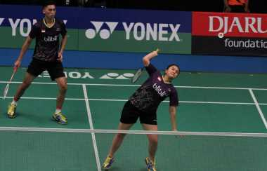 Ronald/Melati Optimistis Kalahkan Wakil Thailand di French Open 2016