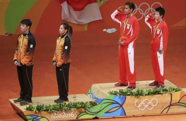 Tontowi/Liliyana Akan Bacakan Teks Sumpah Pemuda di Istana Negara