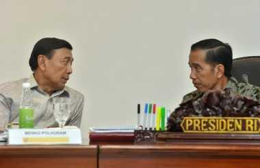 Wiranto Calonkan Diri Jadi Ketua Umum PBSI