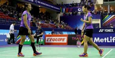 Della/Rosyita Sukses Balas Kekalahannya dari Wakil Bulgaria di French Open 2016