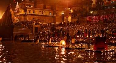 3 Tempat Terbaik Merayakan Diwali di India