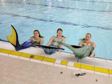 Ladies, Mau Liburan dan Berenang ala Putri Duyung di Belanda