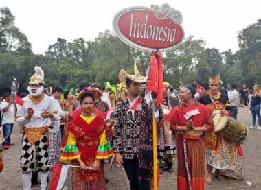 Indonesia Ramaikan Festival del Bosque de Chapultepec 2016 di Meksiko