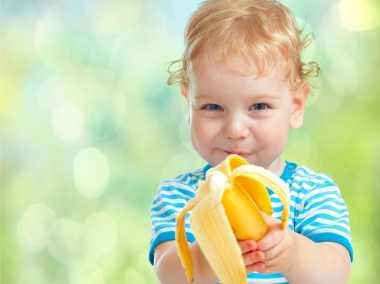 Anak yang Rajin Makan Pisang Otaknya Tambah Pintar