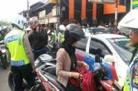 Berantas Pungli, Polres Cirebon Terapkan Sistem Tilang Elektronik