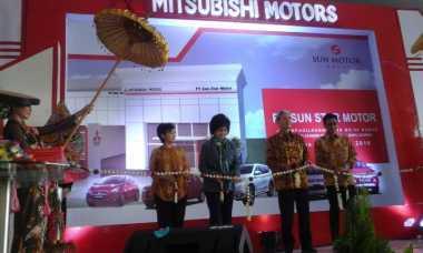 Bangun Diler Ke-252, Kudus Jadi Sasaran Mitsubishi