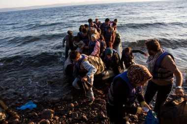 2016 Adalah Tahun Paling Mematikan Bagi Pengungsi Mediterania