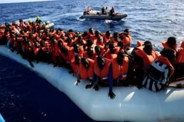 Kapal Karam di Libya, 90 Orang Hilang