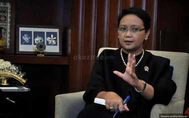 Ayahanda Meninggal Dunia, Menlu Retno Bertolak ke Semarang