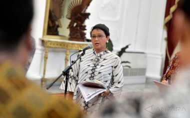 Doa Deputi Menlu Afsel untuk Menlu Retno