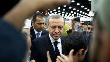 Turki Perintahkan Penahanan 73 Pilot Terkait Kudeta Militer