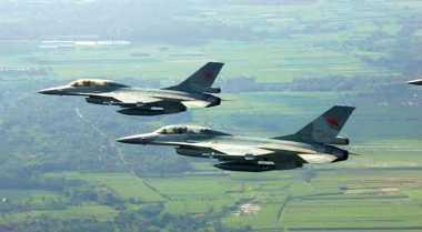 Indonesia-AS Duet Terbangkan F-16 di Manado Pekan Depan