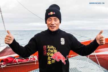 Coba Pecahkan Rekor, Pelayar China Hilang di Samudera Pasifik