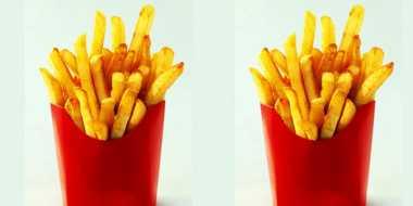 TOP FOOD: Ternyata Trik Ini yang Bikin Kentang Goreng Terasa Renyah