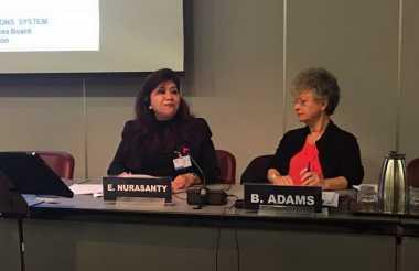 Evita Nursanty: PBB Perlu Pendanaan Berkelanjutan yang Efisien dan Transparan