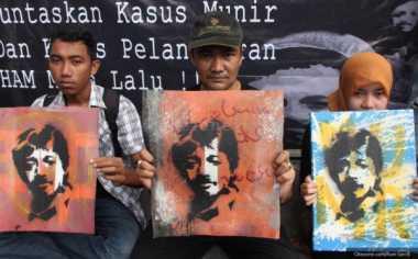 Kapolri Tunggu Rekomendasi Jaksa Agung untuk Buka Penyidikan Kasus Munir