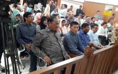 Hadiri Praperadilan Irman Gusman, Pimpinan DPD: Ingin Berikan Spirit