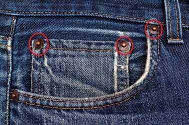 HOT THREAD (3): Ternyata Ini Sejarah Kancing Kecil di Celana Jins