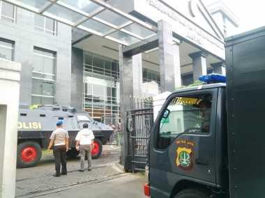 VONIS JESSICA: Polisi Mulai Berdatangan ke PN Jakpus