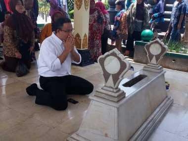 Alasan Anies Baswedan Ziarah ke Makam Jenderal Sudirman Sebelum Kampanye