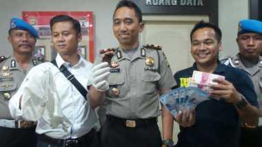 Pencuri Rp20 Juta di Toko Susu Bawa Jimat Gigi Jenazah