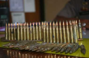 WN Australia Diamankan Lantaran Bawa 11 Selongsong Peluru di Bandara Ngurah Rai