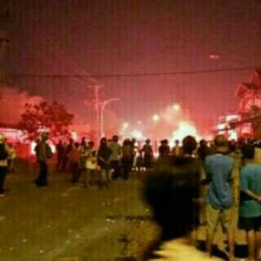 Bermula dari Warung Nasi, Ini Kronologi Kerusuhan di Manokwari