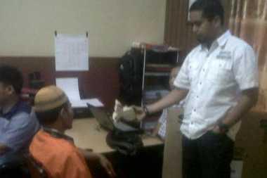 Dukun Pengganda Uang Ditangkap di Tanah Jawara