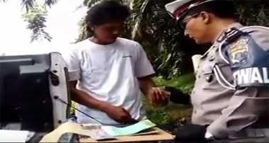 Tujuh Polisi Pungli di Sumut Segera Disidang