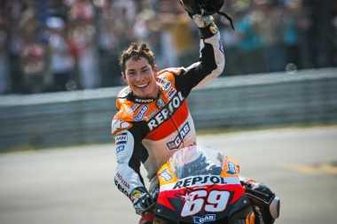 Bentuk Terima Kasih Hayden Usai Berlaga di MotoGP