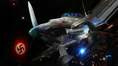 "Pameran Pesawat Tempur Perang Dunia II Segera ""Lepas Landas"" di Selandia Baru"