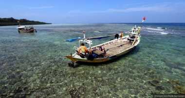 Empat Kapal Nelayan Ditangkap di Perairan Karawang