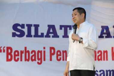 Hary Tanoe Berbagi Wawasan di Ponpes Raudlatul Muta'alimin Tasikmalaya