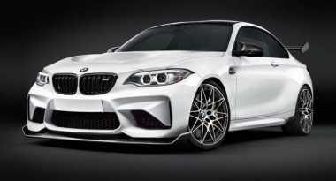 BMW M2 GTS Dongkrak Tampilan Jadi M4 GTS