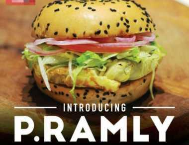 Menu Burger Daging Babi Kontroversial Tuai Protes di Malaysia