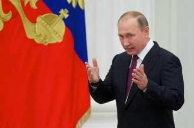 Vladimir Putin: Belum Waktunya Saya Pensiun