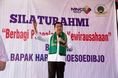 Majukan Pendidikan, Hary Tanoe Akan Bentuk Yayasan Peduli Pesantren