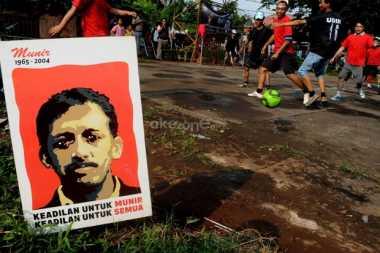 Usut Kasus Munir, Jaksa Agung Tunggu Legalisasi dari Mantan Anggota TPF