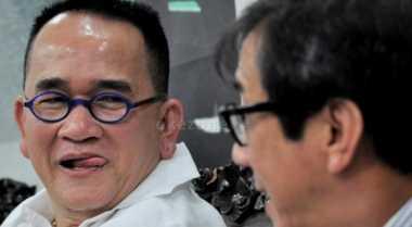 Dipecat dari Demokrat, Ruhut: Jangan Ganggu Keanggotaan Gue